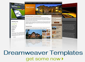 Dreamweaver Templates