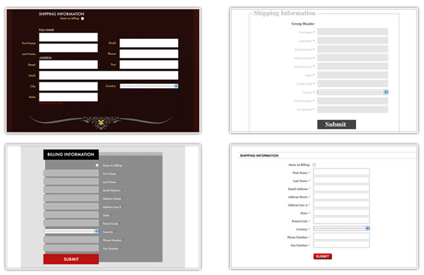 CSS Form Builder