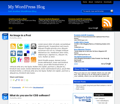 WordPress Tools for Dreamweaver - Free WordPress Themes